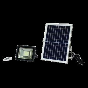 LED-projecteur-solaire
